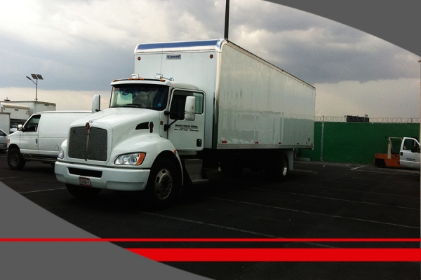 Moving Truck Magno Trading